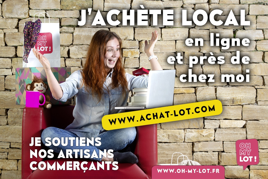 achat local commercants lotois